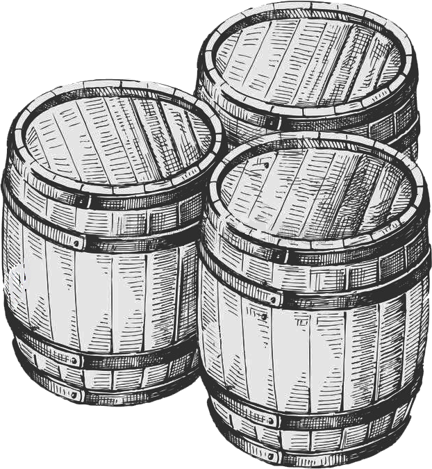 old navy barrels