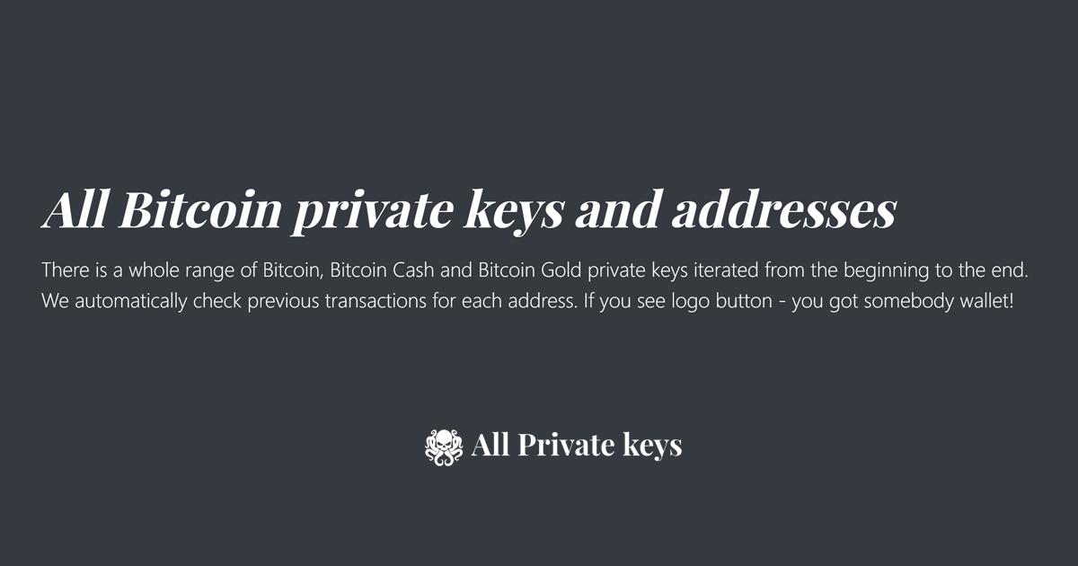Dentro Bitcoin: chiavi e indirizzi. Guida parte 5A